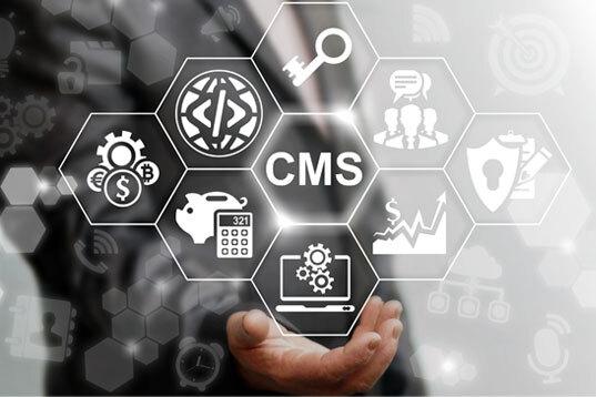 CMS Icon mit diversen Bildern