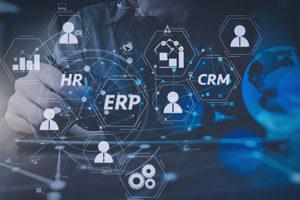 Softwareentwicklung anhand von ERP & CRM